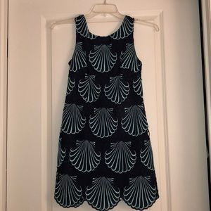Lilly Pulitzer Navy Dress